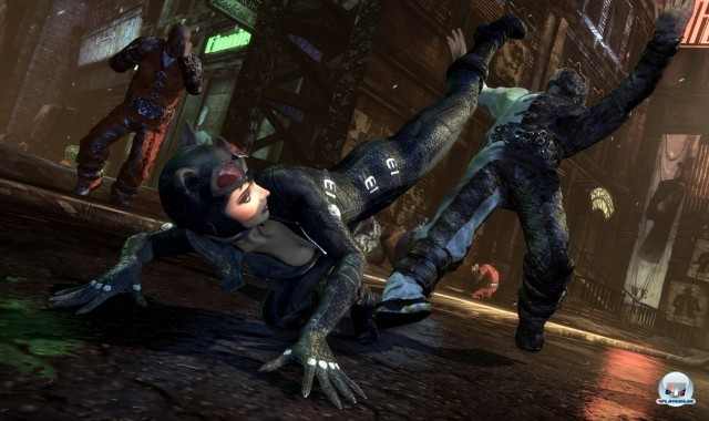 Screenshot - Batman: Arkham City (360) 2226609