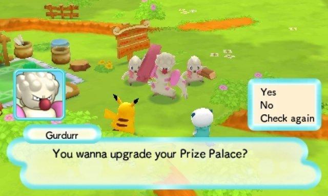 Screenshot - Pokémon Mystery Dungeon: Portale in die Unendlichkeit (3DS) 92457638