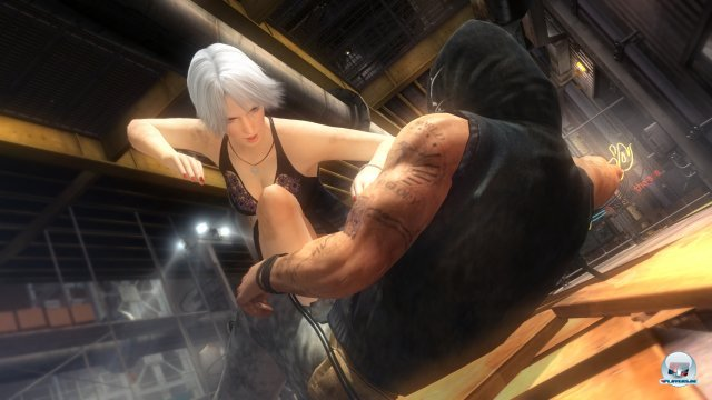 Screenshot - Dead or Alive 5 (PlayStation3) 2372087