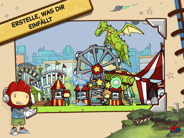 Screenshot - Scribblenauts Unlimited (Android) 92517913