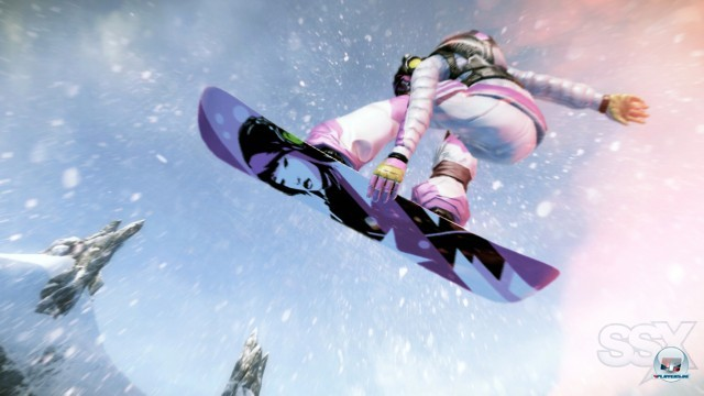 Screenshot - SSX (360) 2228562