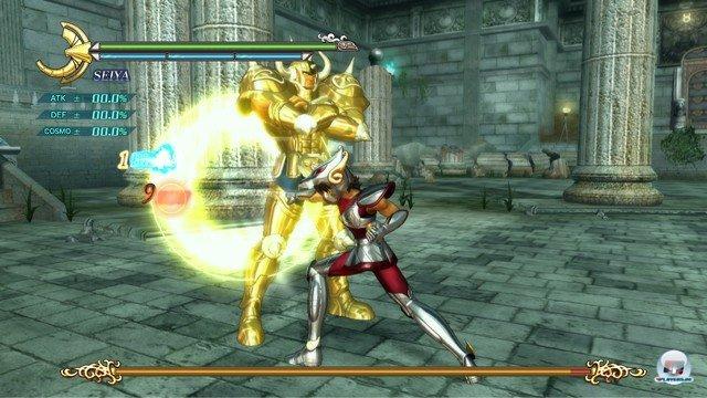 Screenshot - Saint Seiya: Sanctuary Battle (PlayStation3) 2274152