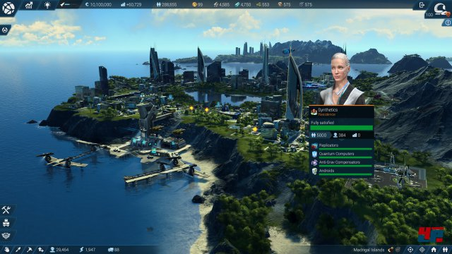 Screenshot - ANNO 2205 (PC)