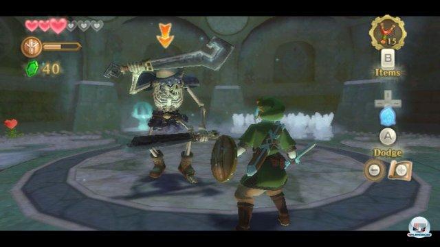 Screenshot - The Legend of Zelda: Skyward Sword (Wii) 2273712