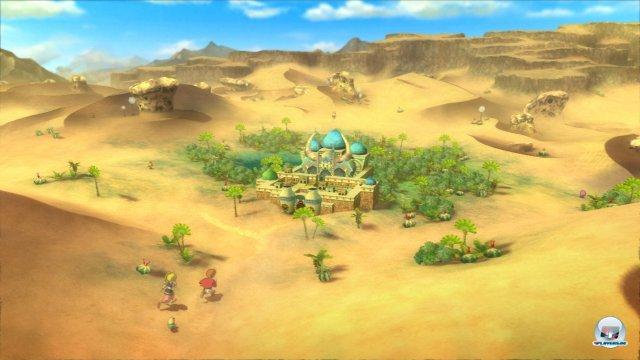 Screenshot - Ni No Kuni: Der Fluch der Weißen Königin (PlayStation3) 2376157