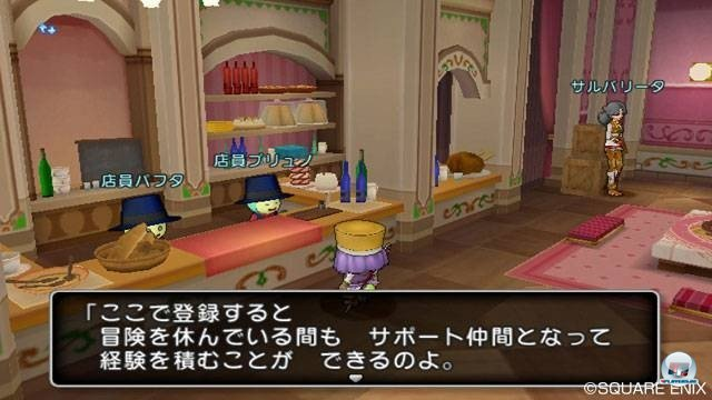 Screenshot - Dragon Quest X Online (Wii) 2282172