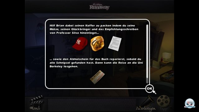 Screenshot - Hidden Runaway (PC)