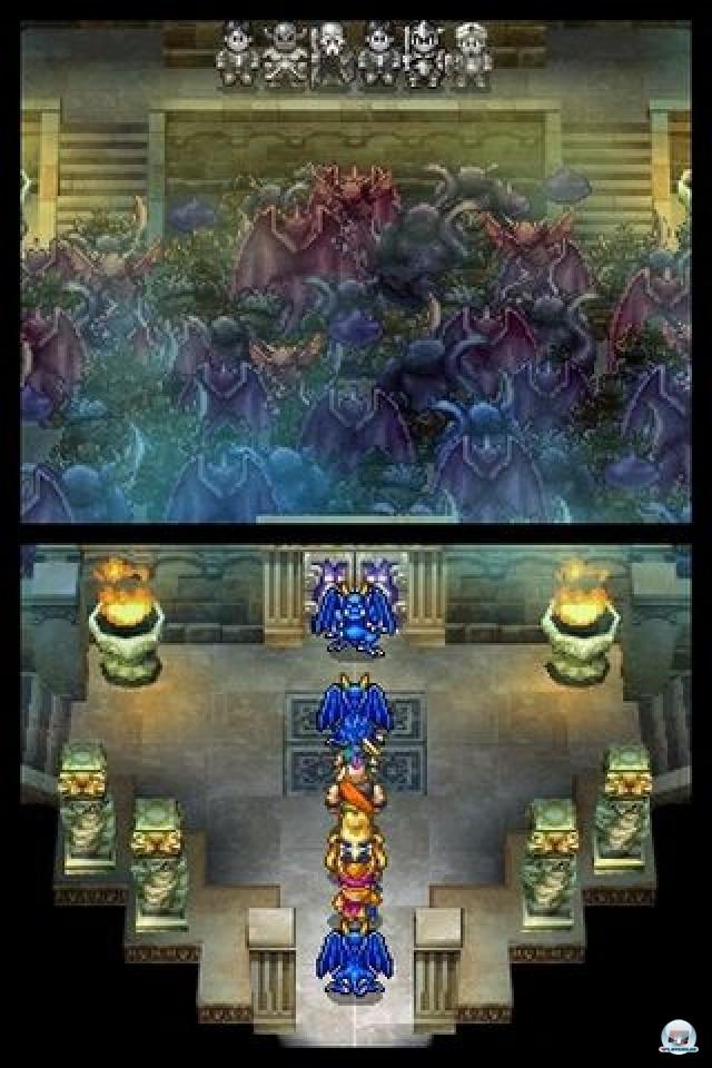 Screenshot - Dragon Quest VI: Wandler zwischen den Welten (NDS) 2216834