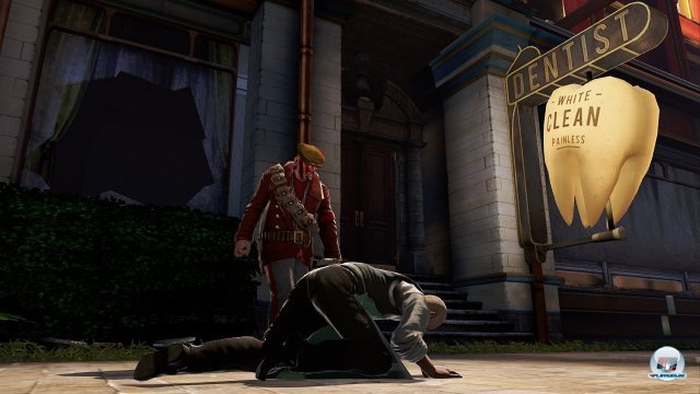 Screenshot - BioShock Infinite (360) 2254407