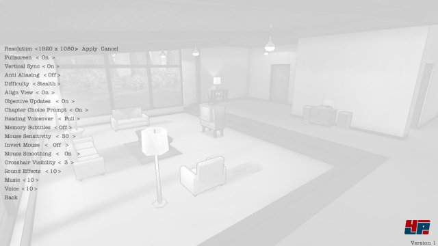 Screenshot - The Novelist (PC)