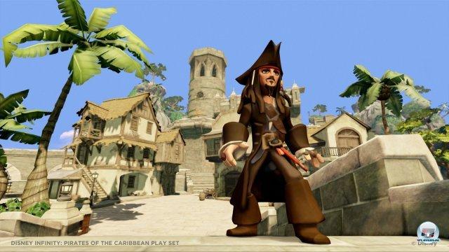 Screenshot - Disney Infinity (360) 92438252