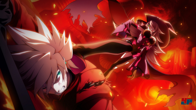 Screenshot - Blazblue Centralfiction (PS3)