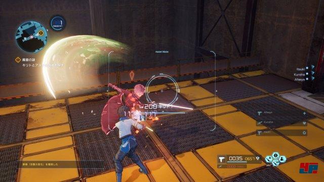 Screenshot - Sword Art Online: Fatal Bullet (PC) 92565870