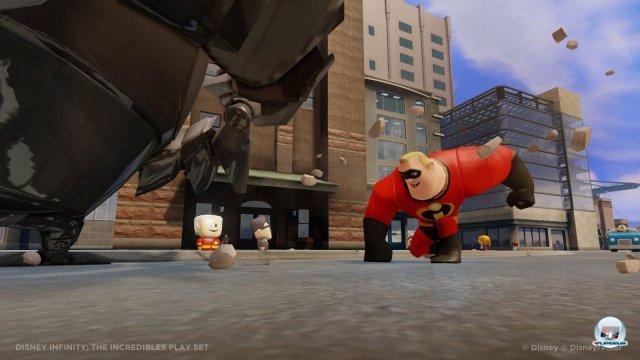 Screenshot - Disney Infinity (360) 92438222