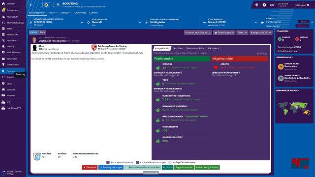 Screenshot - Football Manager 2019 (PC) 92577075