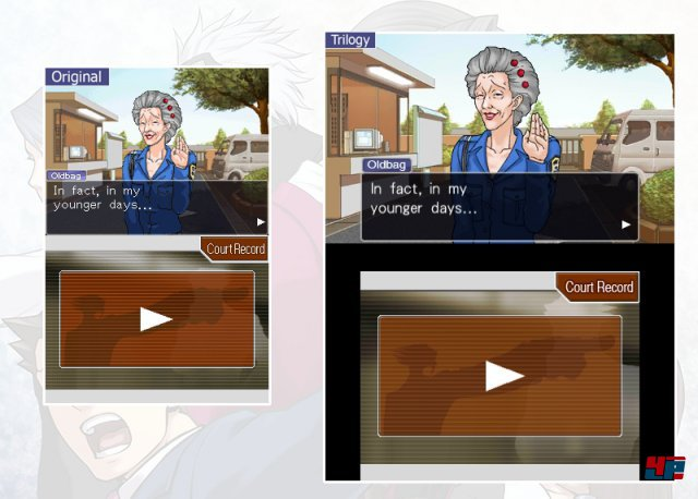 Screenshot - Phoenix Wright: Ace Attorney Trilogy (3DS) 92492033