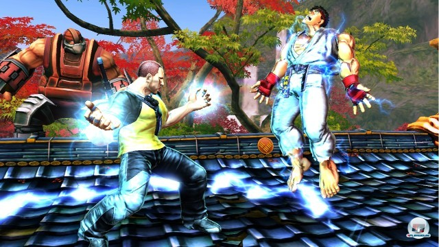 Screenshot - Street Fighter X Tekken (NGP) 2227833