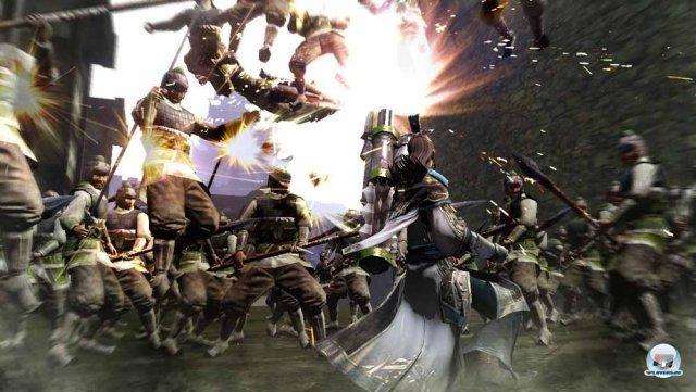 Screenshot - Dynasty Warriors 8 (PlayStation3) 92433482