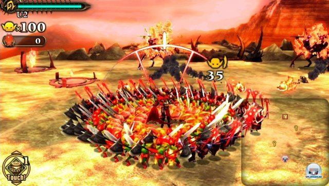 Screenshot - Army Corps of Hell (PS_Vita) 2294352