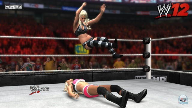 Screenshot - WWE '12 (PlayStation3) 2251947