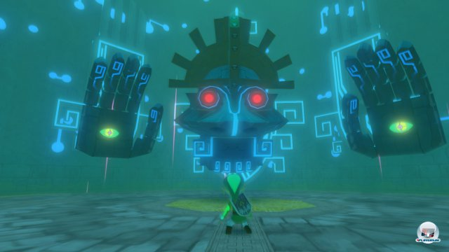 Screenshot - The Legend of Zelda: The Wind Waker (Wii_U) 92468378