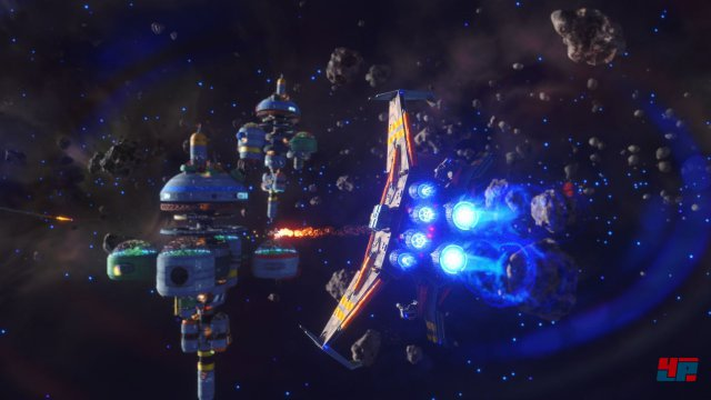 Screenshot - Rebel Galaxy Outlaw (PC) 92573145
