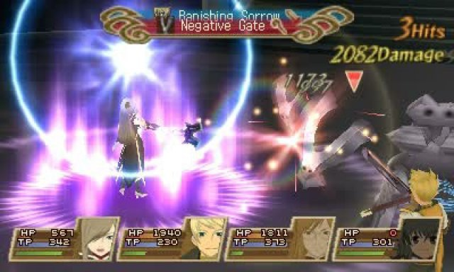 Screenshot - Tales of the Abyss (3DS) 2264147