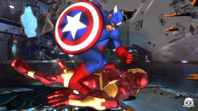 Screenshot - Marvel Avengers: Kampf um die Erde (Wii_U) 92401067