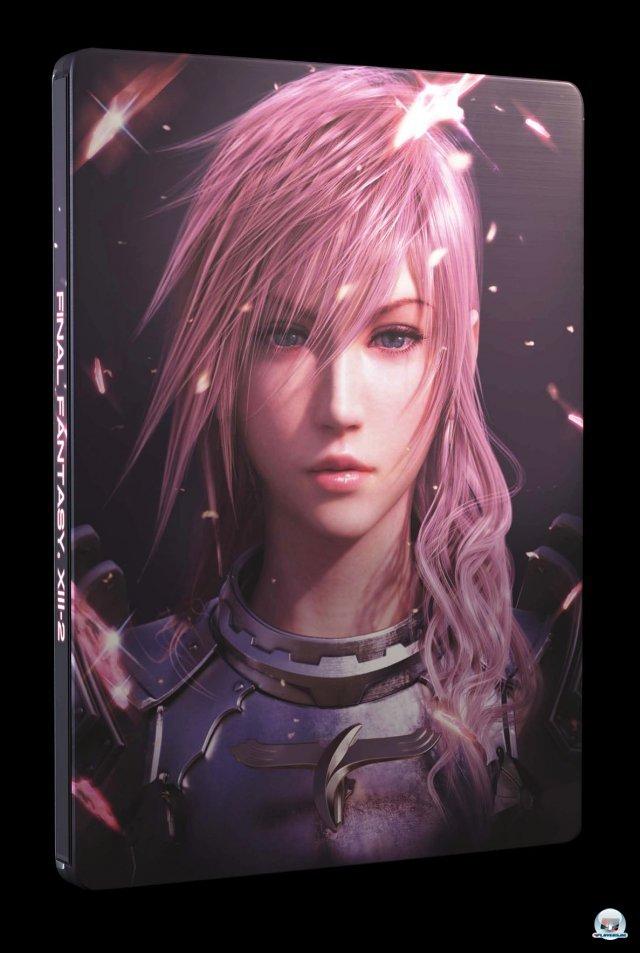 Screenshot - Final Fantasy XIII-2 (PlayStation3) 2278567