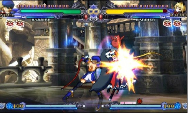 Screenshot - BlazBlue: Continuum Shift 2 (3DS) 2270187