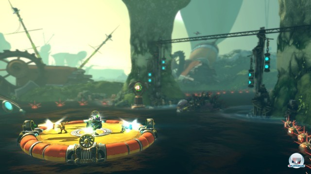 Screenshot - Ratchet & Clank: All 4 One (PlayStation3) 2217123