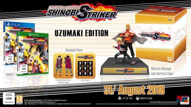 Screenshot - Naruto to Boruto: Shinobi Striker (PC)