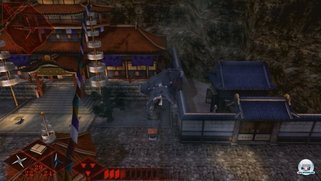Screenshot - Shinobido 2: Revenge of Zen (PS_Vita) 2308137