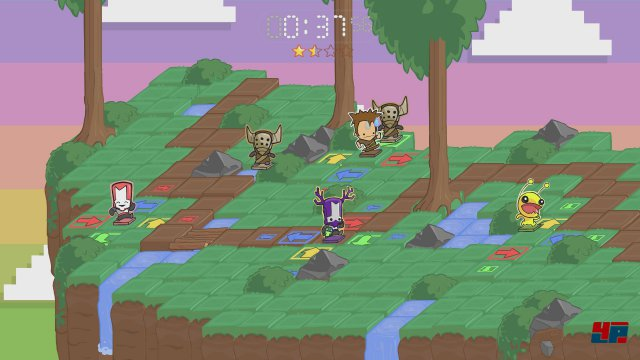Screenshot - Castle Crashers (XboxOne)