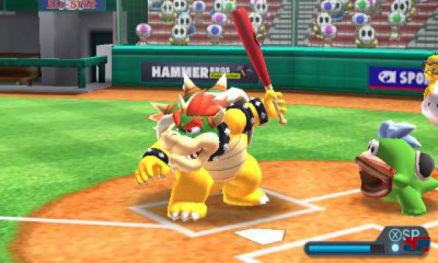 Screenshot - Mario Sports Superstars (3DS) 92542160