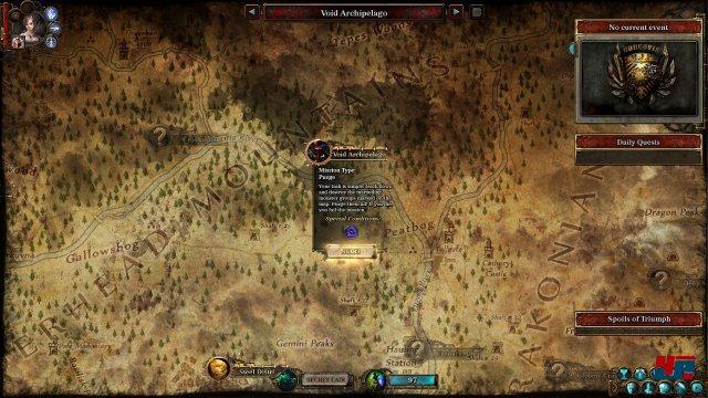 Screenshot - The Incredible Adventures of Van Helsing: Final Cut (PC) 92516045