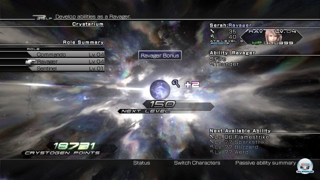 Screenshot - Final Fantasy XIII-2 (PlayStation3) 2288342