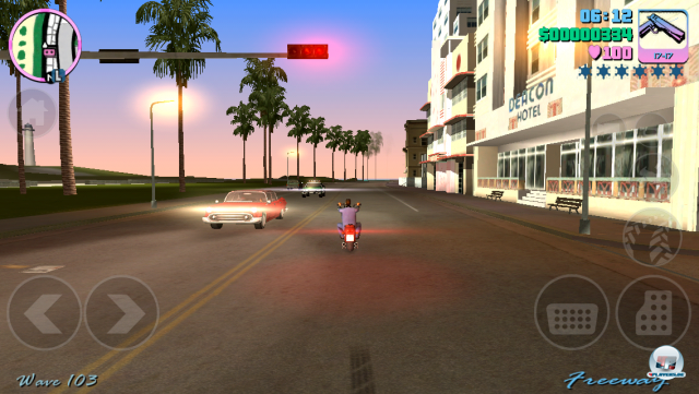 Screenshot - Grand Theft Auto: Vice City (iPhone) 92430582