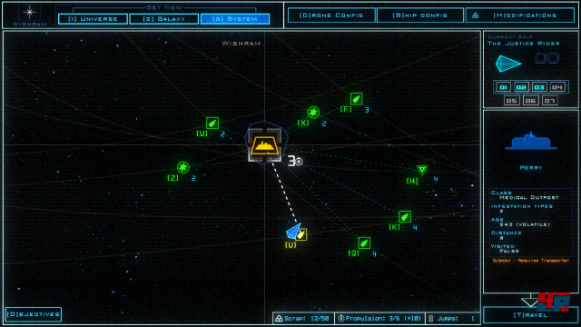 Screenshot - Duskers (Linux) 92526980