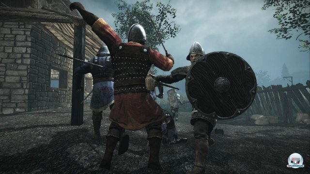 Screenshot - Chivalry: Medieval Warfare (PC) 2390102