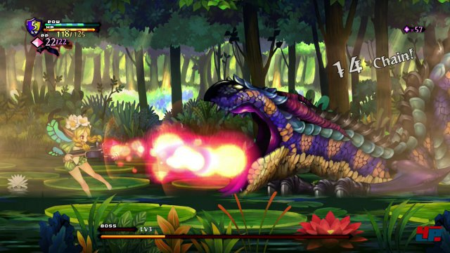 Screenshot - Odin Sphere (PS3) 92529027