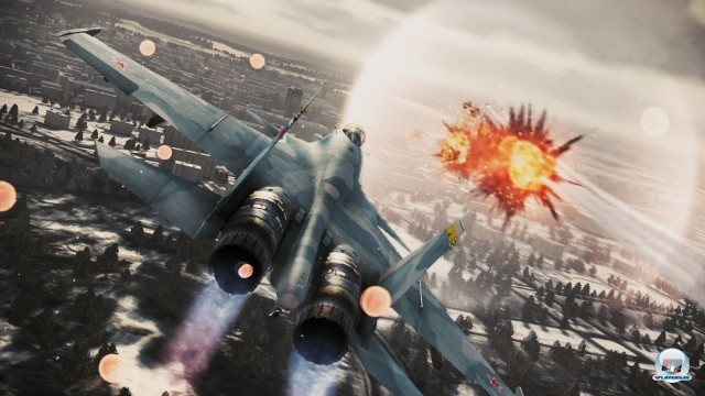 Screenshot - Ace Combat: Assault Horizon (360) 2249432