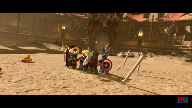 Screenshot - Lego Marvel Super Heroes 2 (PS4)