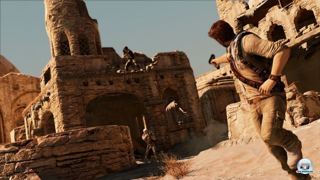 Screenshot - Uncharted 3: Drake's Deception (PlayStation3) 2272957