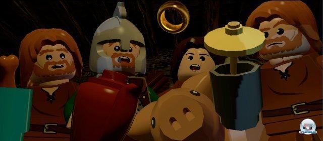 Screenshot - Lego Der Herr der Ringe (360) 92422807