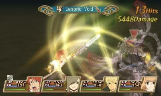 Screenshot - Tales of the Abyss (3DS) 2264092