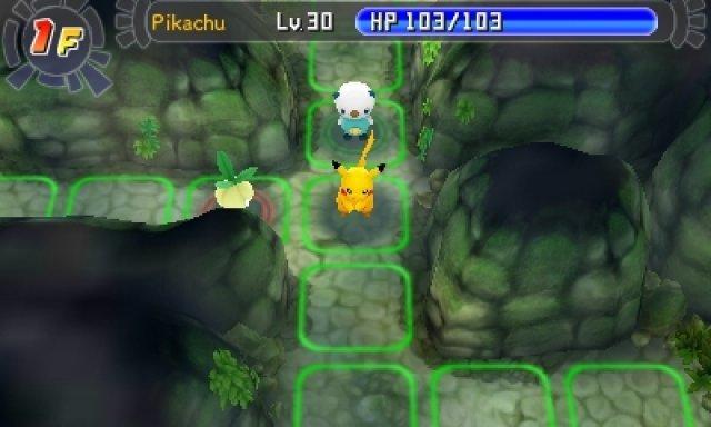 Screenshot - Pokémon Mystery Dungeon: Portale in die Unendlichkeit (3DS) 92457654