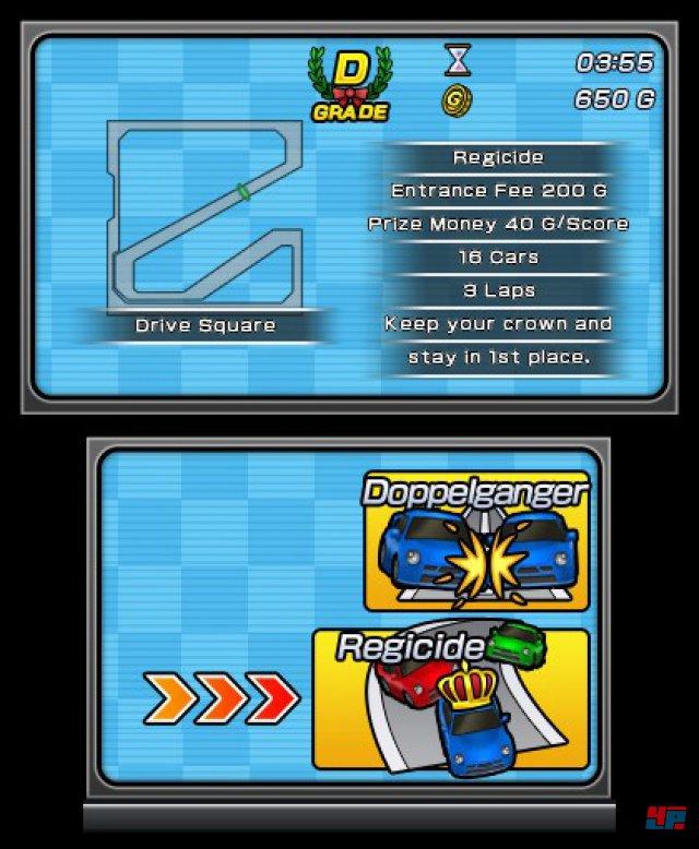 Screenshot - Gotcha Racing (3DS)