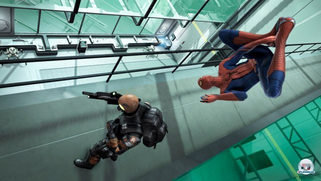 Screenshot - The Amazing Spider-Man (360) 2360032