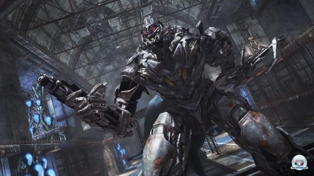 Screenshot - Transformers 3 (360) 2225419
